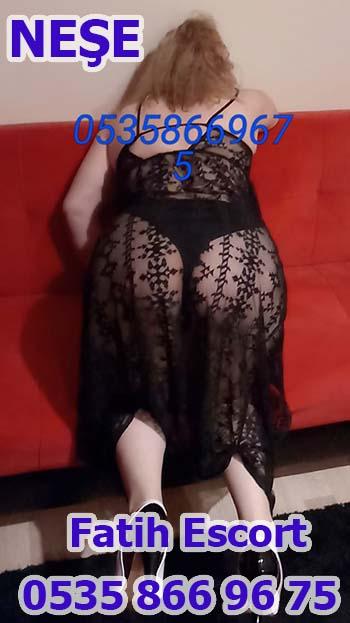 Fatih Yeni escort Neşe