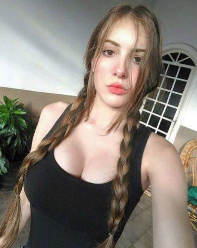 İstanbul kızıl saçlı escort Aynur